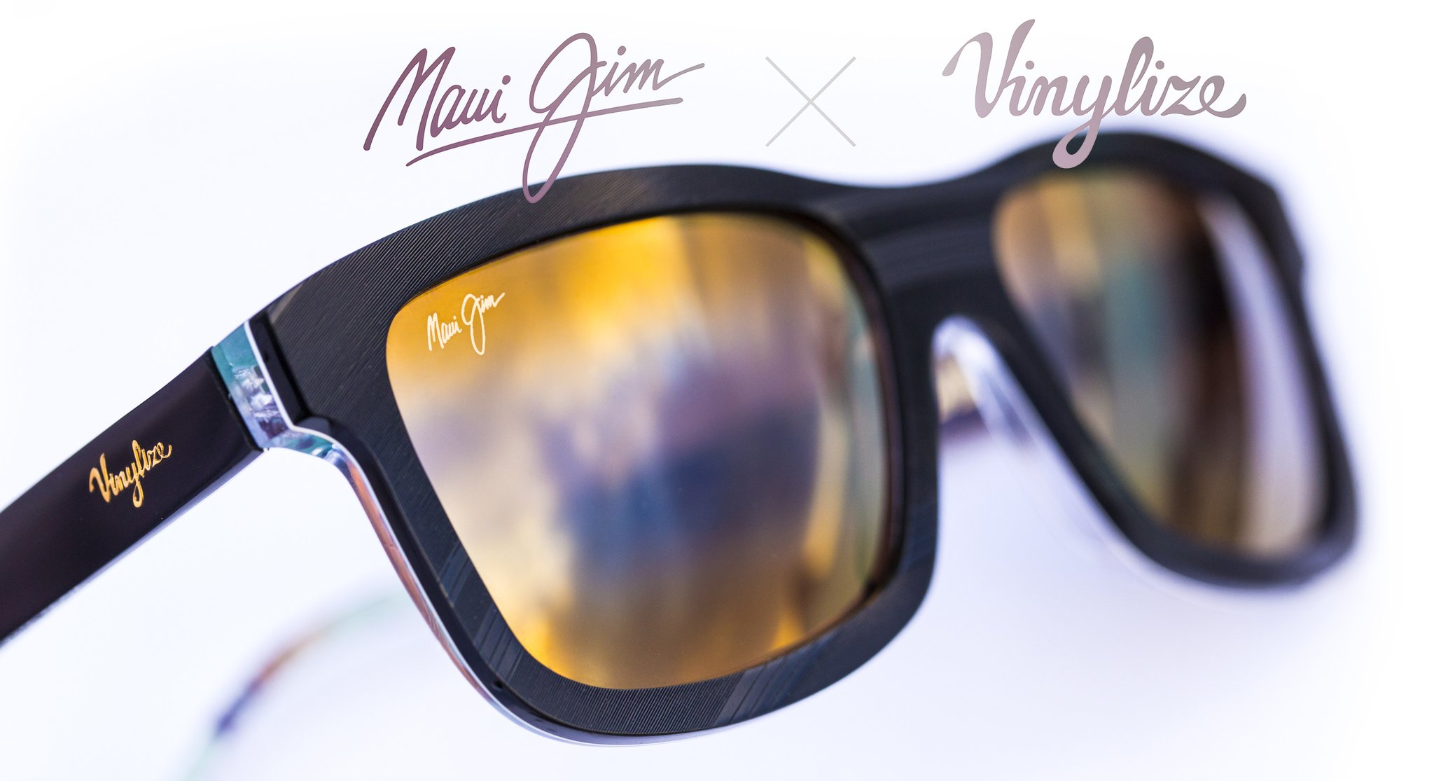 fb5f5fc2573b Limited Edition Vinylize Maui Jim
